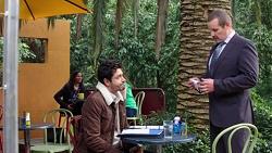 Sam Feldman, Toadie Rebecchi in Neighbours Episode 7709