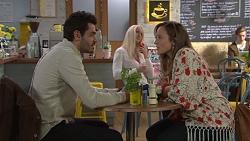 Sam Feldman, Sonya Rebecchi in Neighbours Episode 7710