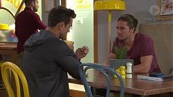 Aaron Brennan, Tyler Brennan in Neighbours Episode 7710