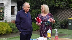 Hamish Roche, Sheila Canning in Neighbours Episode 7710