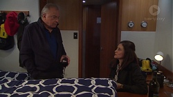 Hamish Roche, Louise McLeod in Neighbours Episode 7710