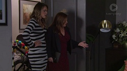 Paige Novak, Terese Willis in Neighbours Episode 7711