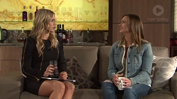Courtney Grixti, Amy Williams in Neighbours Episode 7711