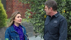 Piper Willis, Gary Canning in Neighbours Episode 7711