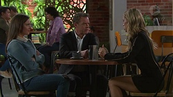 Amy Williams, Paul Robinson, Courtney Grixti in Neighbours Episode 7712