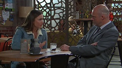 Amy Williams, Tim Collins in Neighbours Episode 7712