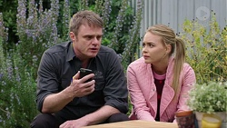 Gary Canning, Xanthe Canning in Neighbours Episode 7712