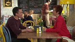 Jack Callahan, Susan Kennedy in Neighbours Episode 7712