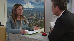 Amy Williams, Paul Robinson in Neighbours Episode 7712