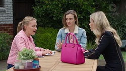 Xanthe Canning, Amy Williams, Courtney Grixti in Neighbours Episode 7712