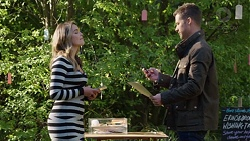 Paige Smith, Mark Brennan in Neighbours Episode 7712