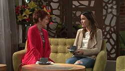Susan Kennedy, Elly Conway in Neighbours Episode 7712