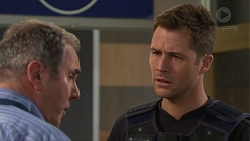 Karl Kennedy, Mark Brennan in Neighbours Episode 7714