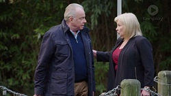 Hamish Roche, Sheila Canning in Neighbours Episode 7714