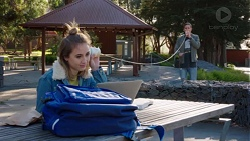 Piper Willis, Tyler Brennan in Neighbours Episode 7714