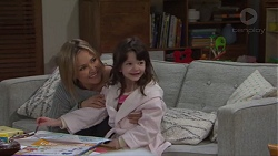 Steph Scully, Nell Rebecchi in Neighbours Episode 7715