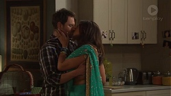 Shane Rebecchi, Dipi Rebecchi in Neighbours Episode 7715