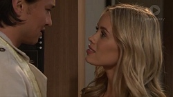 Leo Tanaka, Courtney Grixti in Neighbours Episode 7715