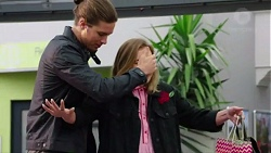 Tyler Brennan, Piper Willis in Neighbours Episode 7716
