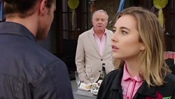 Tyler Brennan, Hamish Roche, Piper Willis in Neighbours Episode 7716