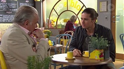 Hamish Roche, Tyler Brennan in Neighbours Episode 7716