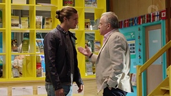 Tyler Brennan, Hamish Roche in Neighbours Episode 7717