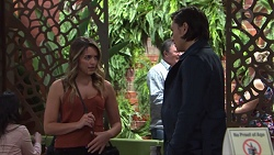Paige Novak, Leo Tanaka in Neighbours Episode 7719