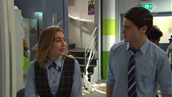 Piper Willis, Ben Kirk in Neighbours Episode 7720