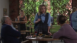 Hamish Roche, Piper Willis, Tyler Brennan in Neighbours Episode 7720