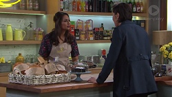 Dipi Rebecchi, Leo Tanaka in Neighbours Episode 7720