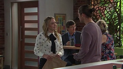 Xanthe Canning, Tyler Brennan in Neighbours Episode 7720