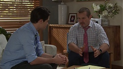Ben Kirk, Toadie Rebecchi in Neighbours Episode 7720