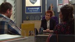 Shane Rebecchi, Susan Kennedy, Dipi Rebecchi in Neighbours Episode 7721