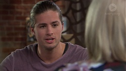 Tyler Brennan, Sheila Canning in Neighbours Episode 7721
