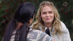 Yashvi Rebecchi, Xanthe Canning in Neighbours Episode 7721