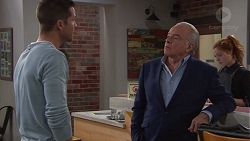 Mark Brennan, Hamish Roche in Neighbours Episode 7721