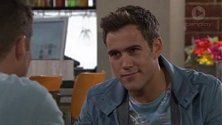 Mark Brennan, Aaron Brennan in Neighbours Episode 7721