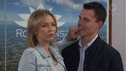 Steph Scully, Jack Callaghan in Neighbours Episode 7722