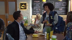 Jack Callaghan, Bec Simmons in Neighbours Episode 7722