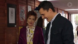 Susan Kennedy, Jack Callaghan in Neighbours Episode 7722