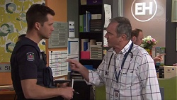 Mark Brennan, Karl Kennedy in Neighbours Episode 7722