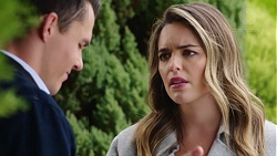 Jack Callaghan, Paige Novak in Neighbours Episode 7723