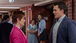 Susan Kennedy, Jack Callaghan in Neighbours Episode 7724