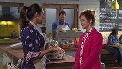 Dipi Rebecchi, Shane Rebecchi, Susan Kennedy in Neighbours Episode 7724