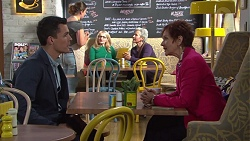 Jack Callaghan, Susan Kennedy in Neighbours Episode 7724