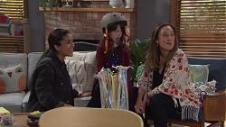 Yashvi Rebecchi, Nell Rebecchi, Sonya Mitchell in Neighbours Episode 7725